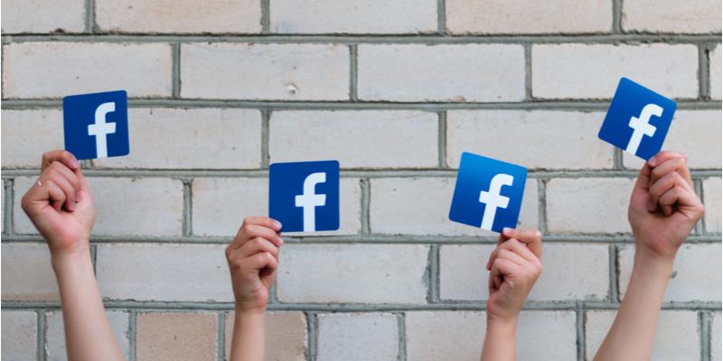 Tipos de publicidad en Facebook